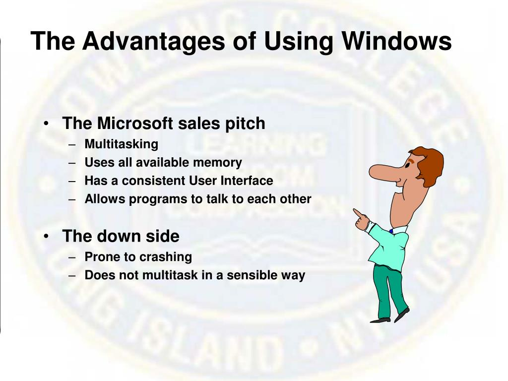 The Advantages of Using Windows