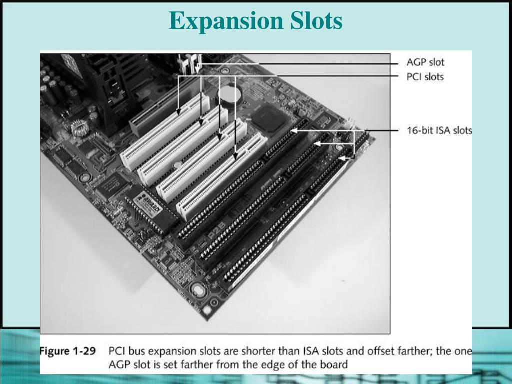 Expansion Slots