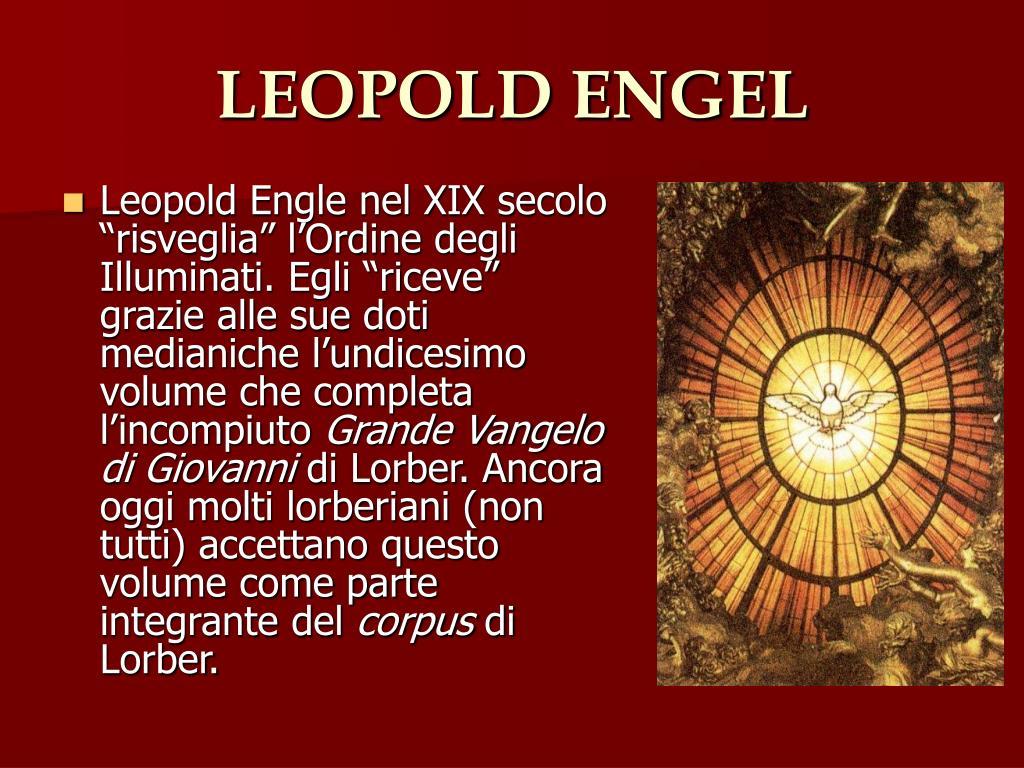 LEOPOLD ENGEL