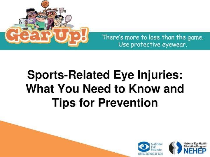 Sports related eye injuries what you need to know and tips for prevention l.jpg