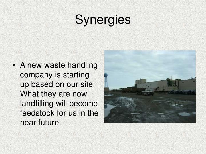 Synergies