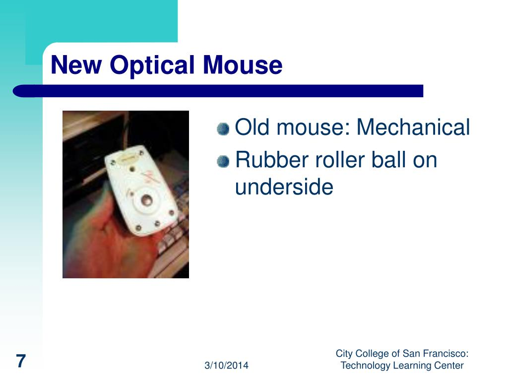New Optical Mouse