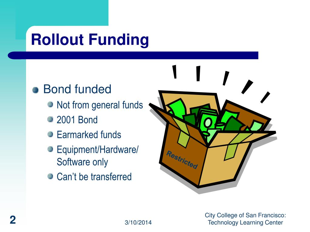 Rollout Funding