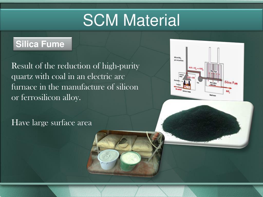 SCM Material