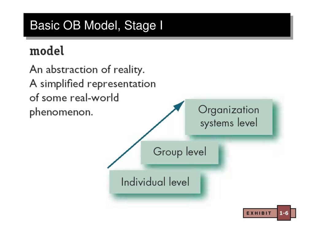 Basic OB Model, Stage I
