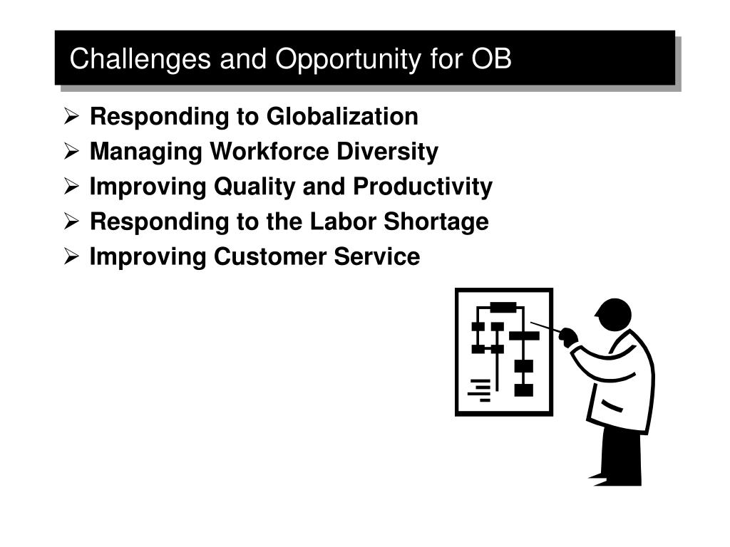 Challenges and Opportunity for OB