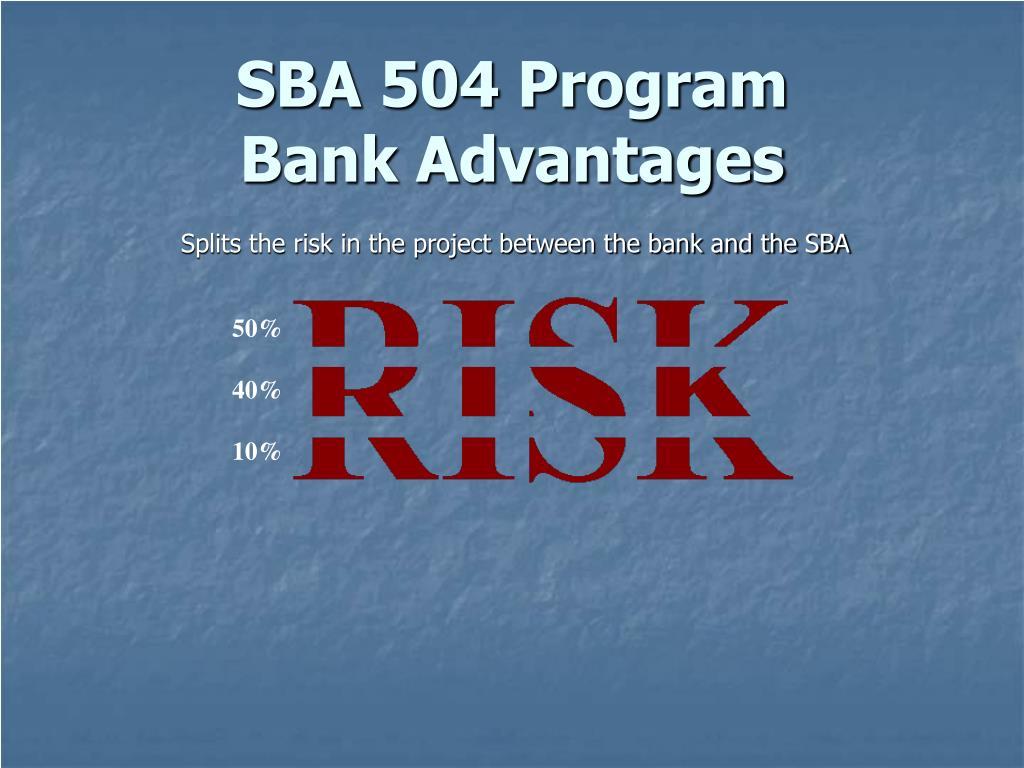 SBA 504 Program
