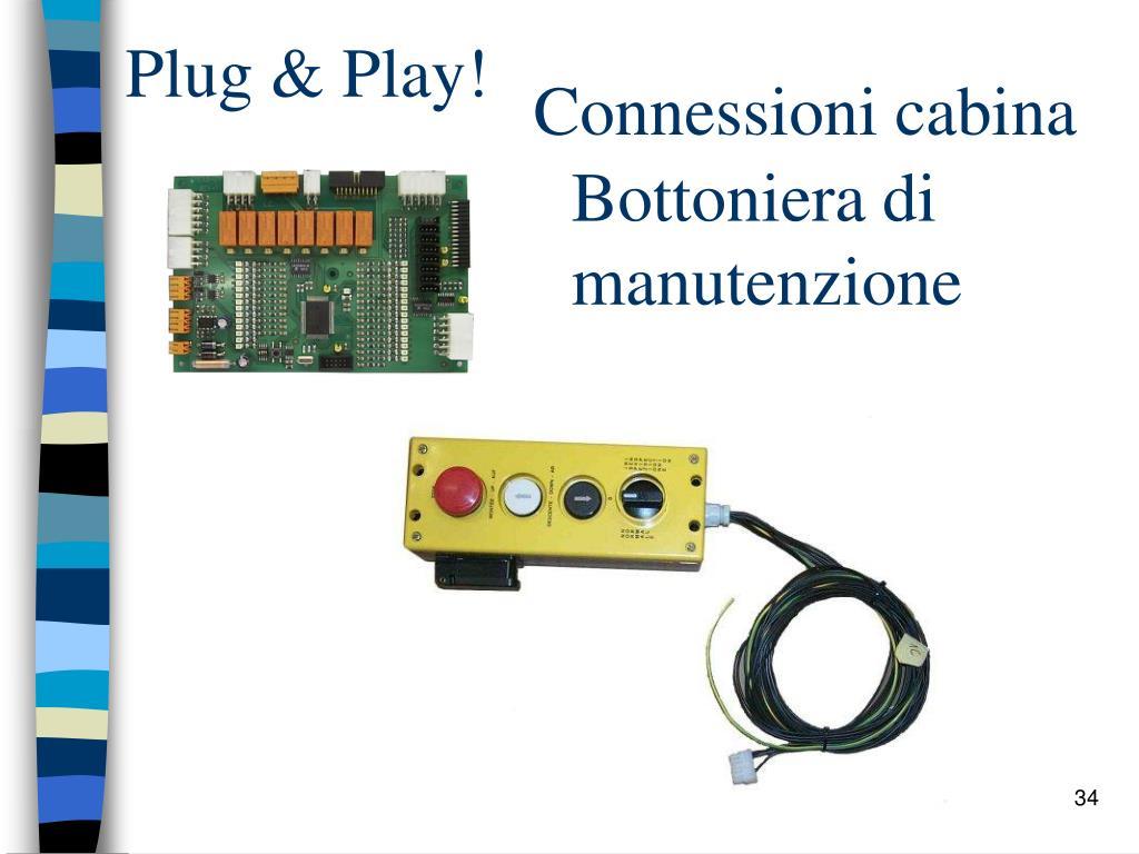 Plug & Play!