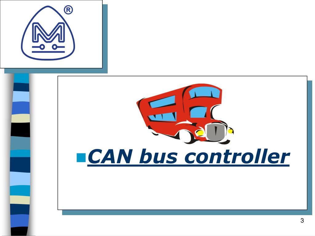 CAN bus controller