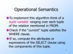 operational semantics9