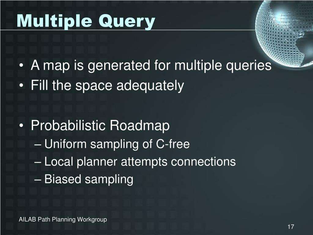 Multiple Query