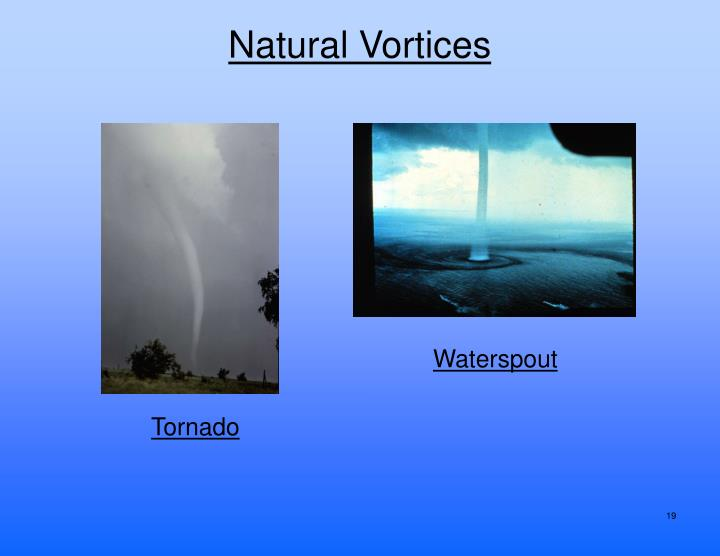 Natural Vortices
