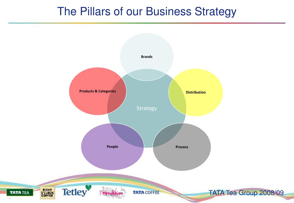 The Pillars of our Business Strategy