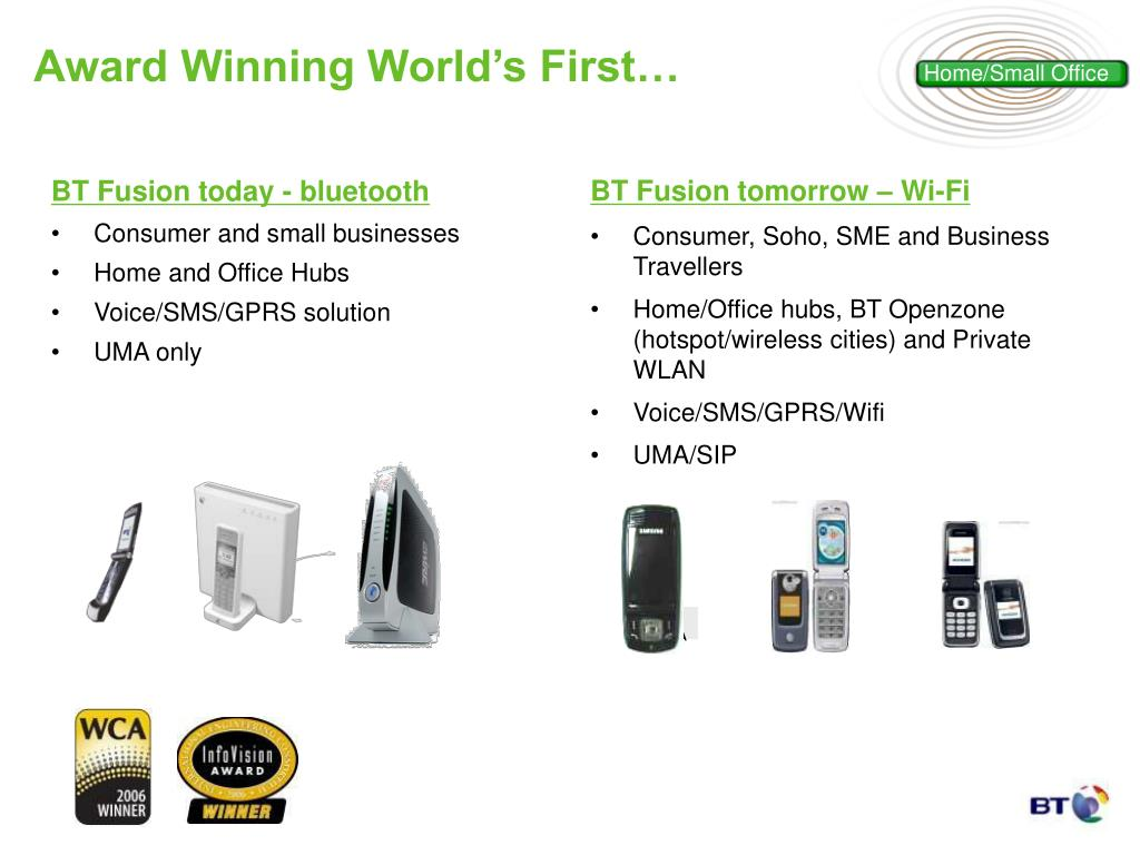 BT Fusion today - bluetooth