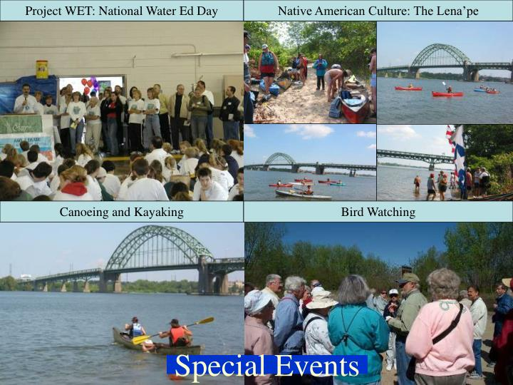 Project WET: National Water Ed Day