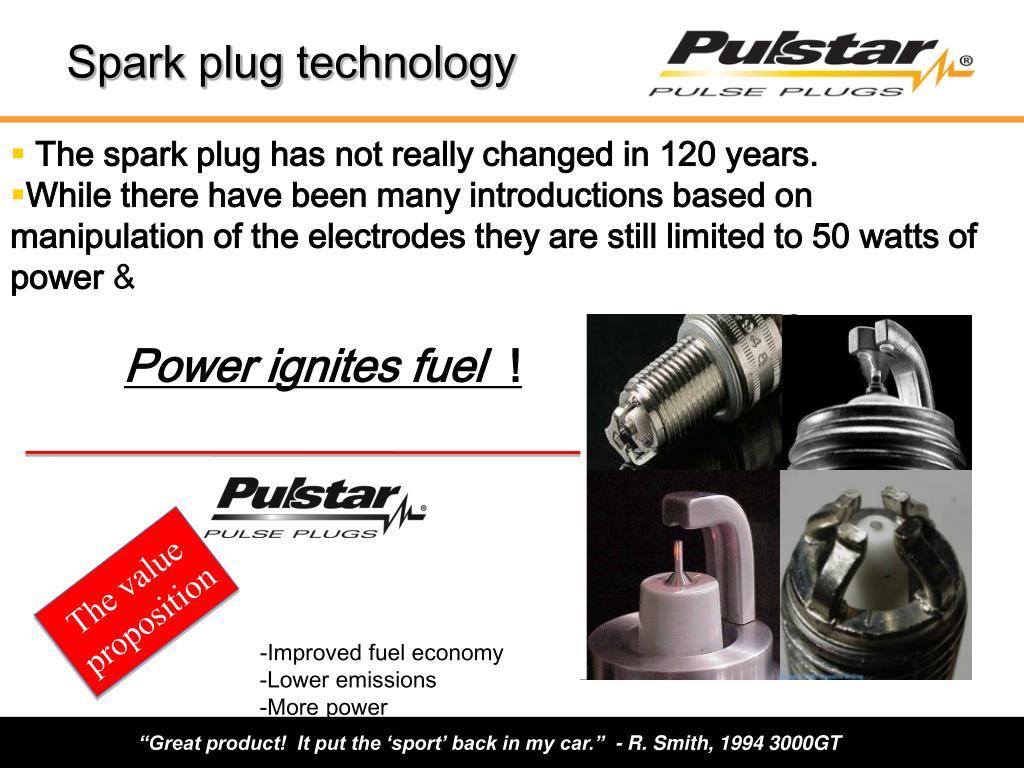 Spark plug technology