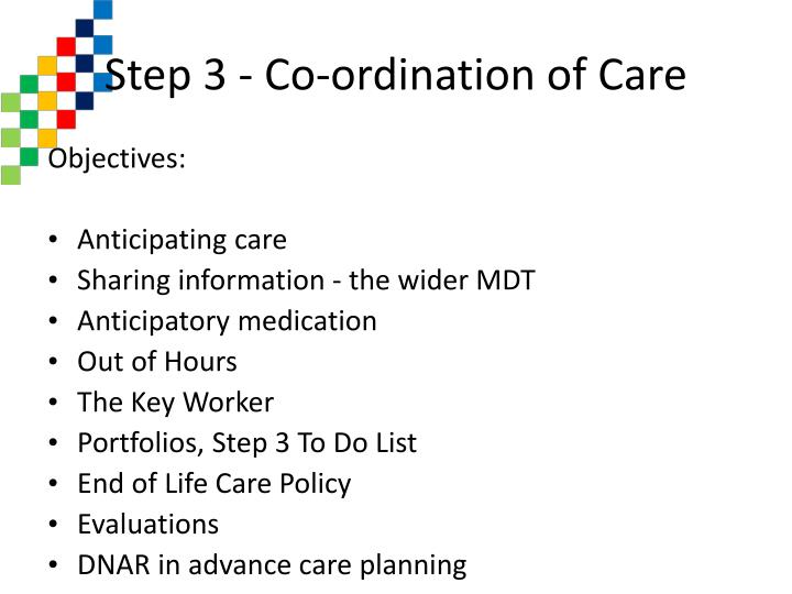 Step 3 co ordination of care2 l.jpg