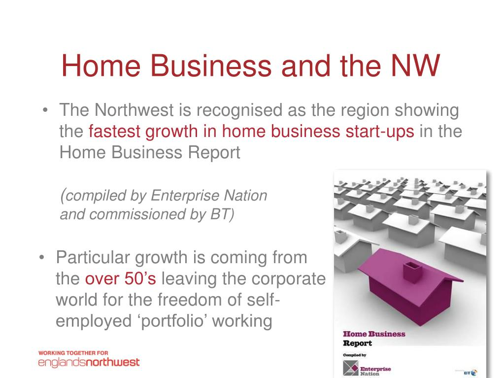 Home Business and the NW
