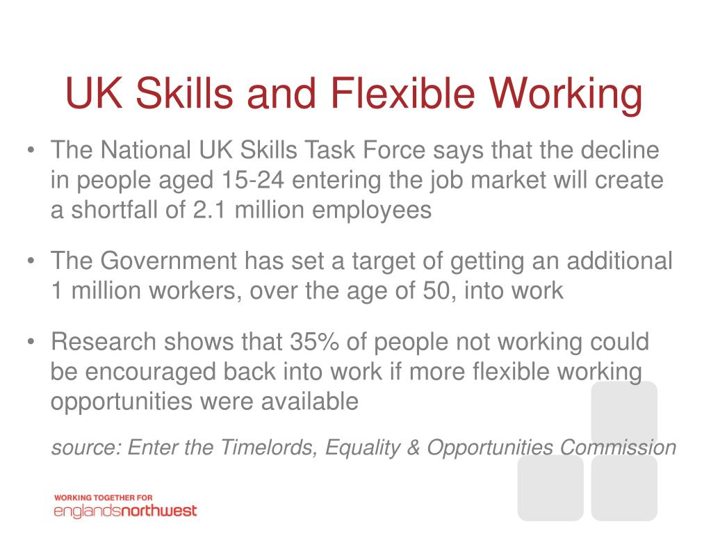 UK Skills and Flexible Working