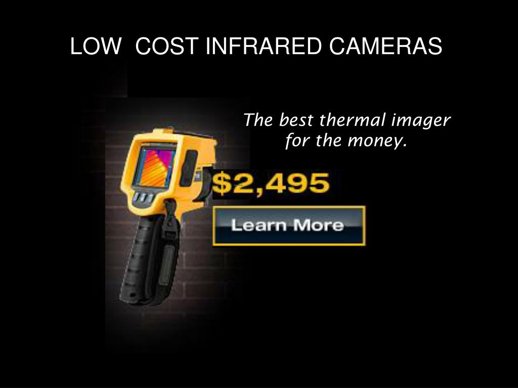 LOW  COST INFRARED CAMERAS