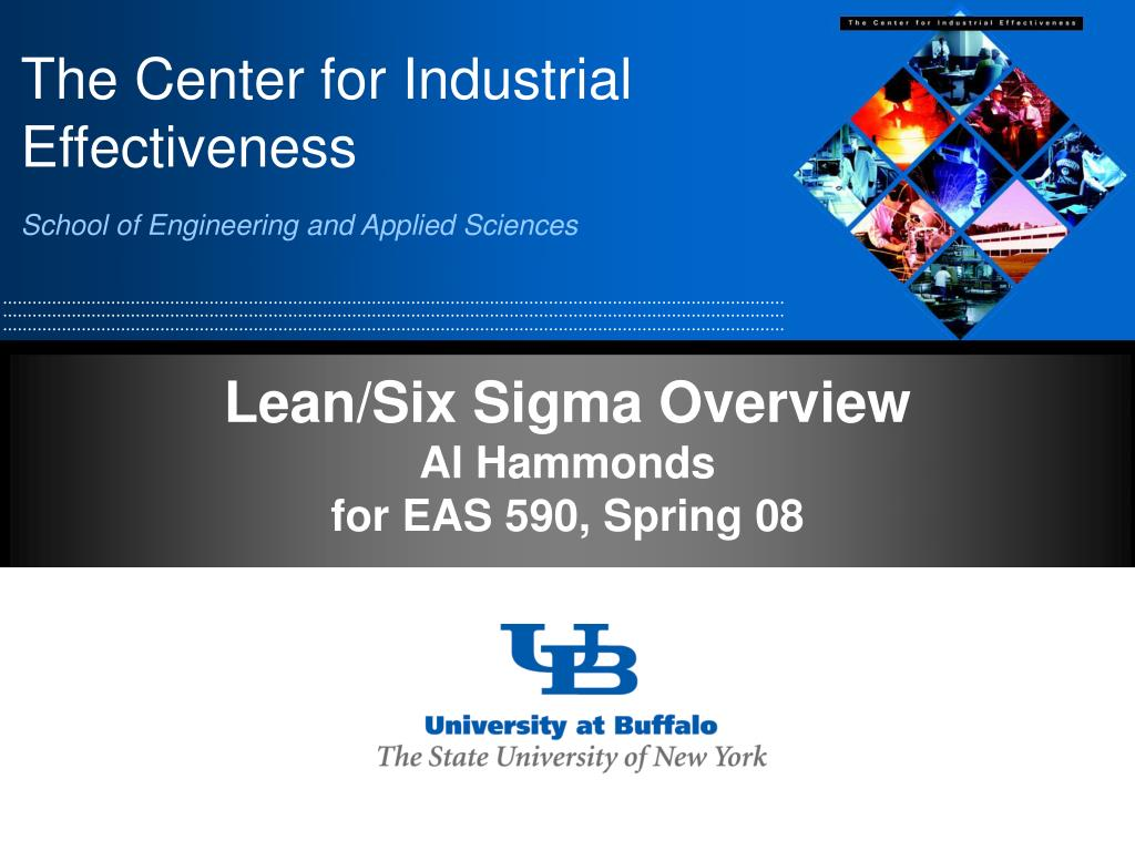 Lean/Six Sigma Overview