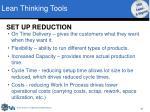 lean thinking tools20