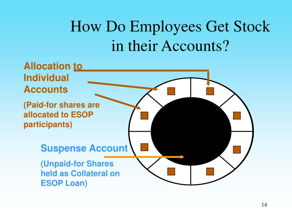 Allocation to Individual Accounts