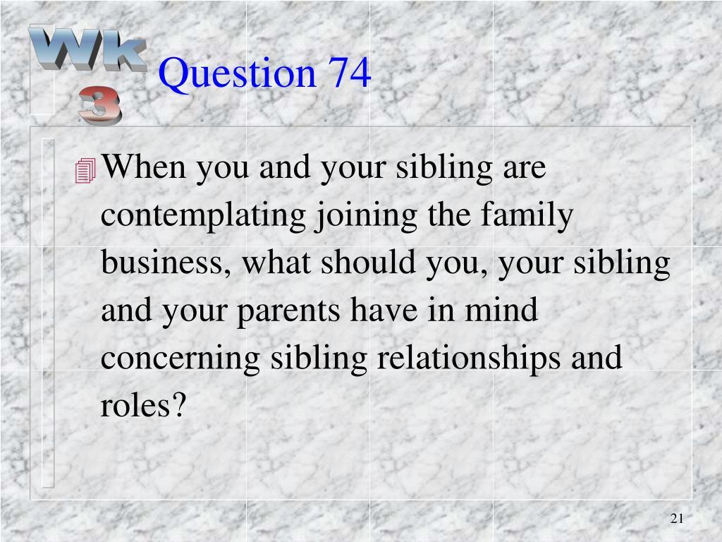 Question 74