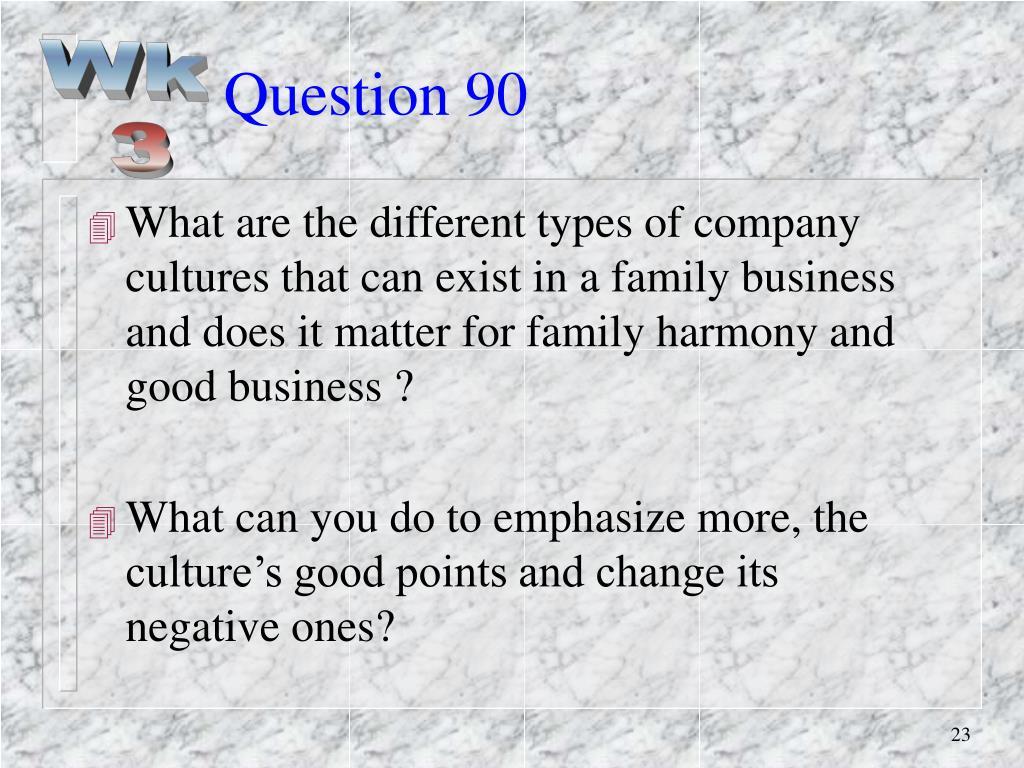 Question 90