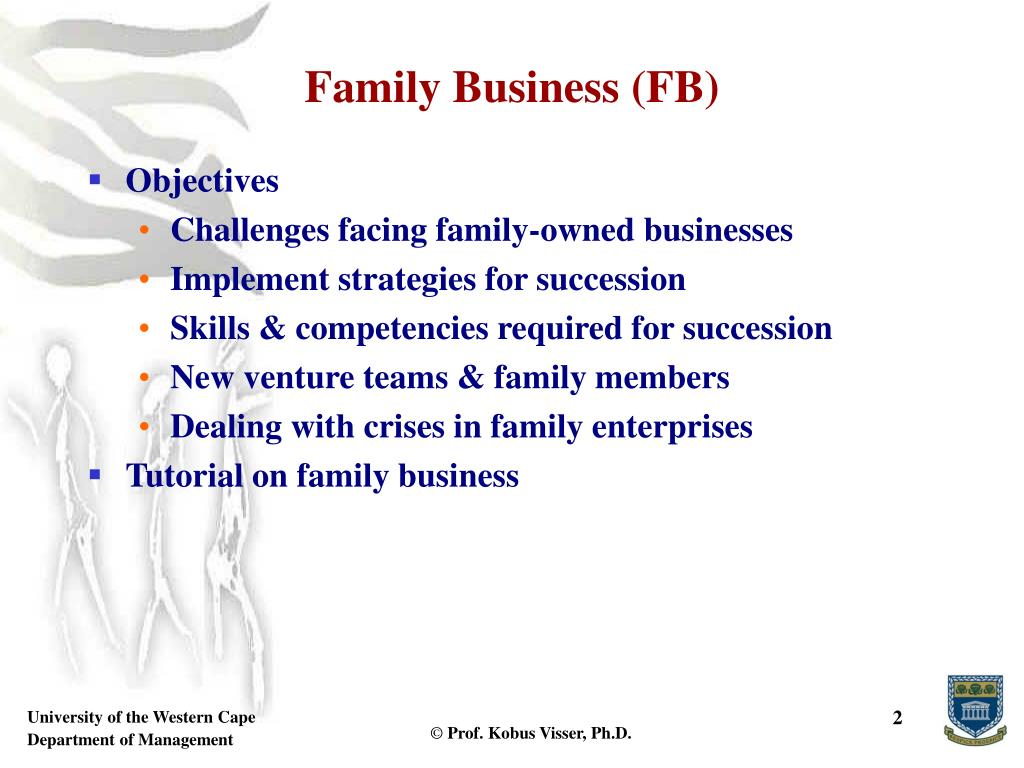 Family Business (FB)