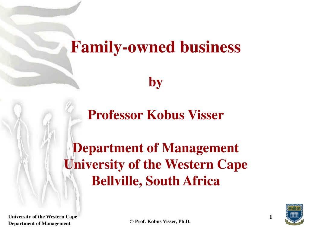 Family-owned business
