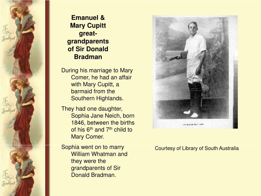 Emanuel & Mary Cupitt