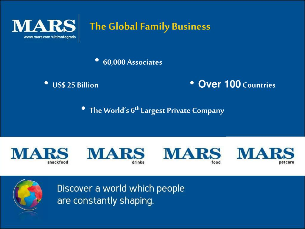 The Global Family Business