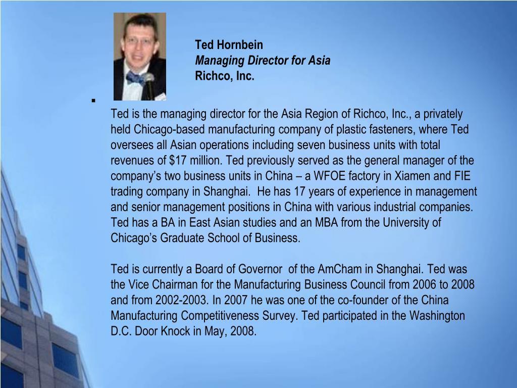 Ted Hornbein