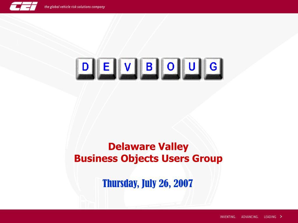 Thursday, July 26, 2007