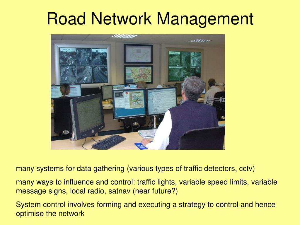 Road Network Management