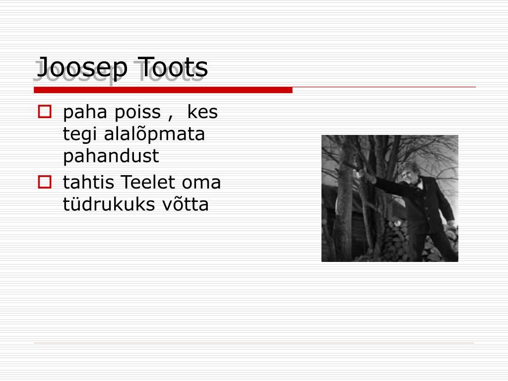 Joosep Toots