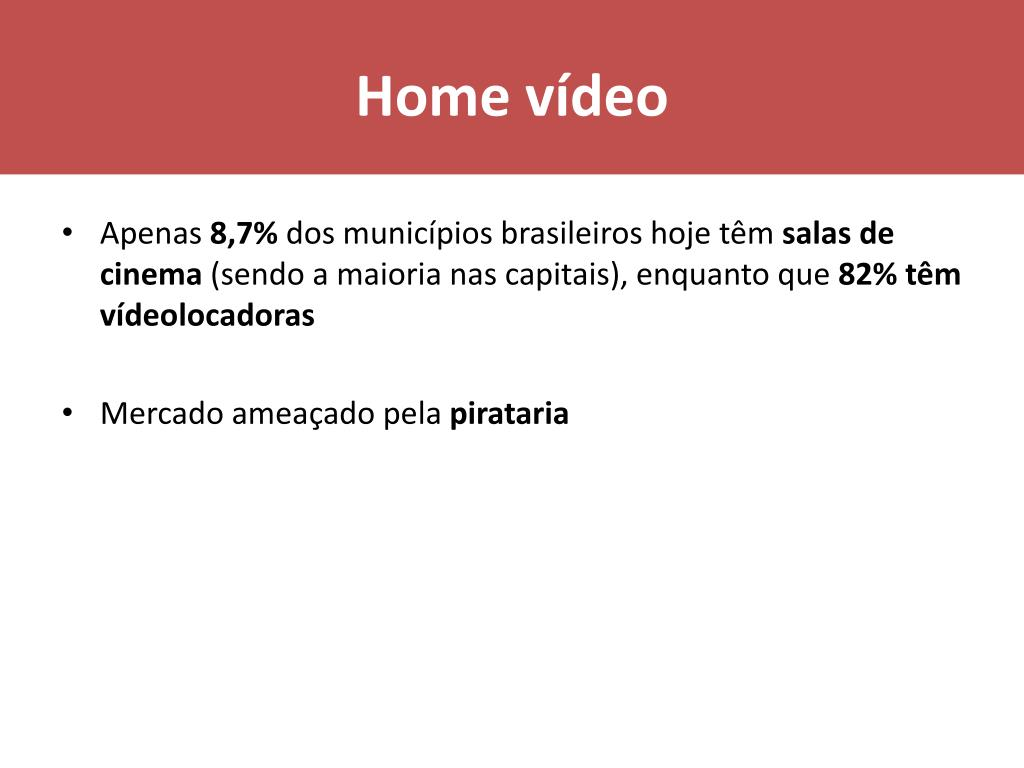Home vídeo