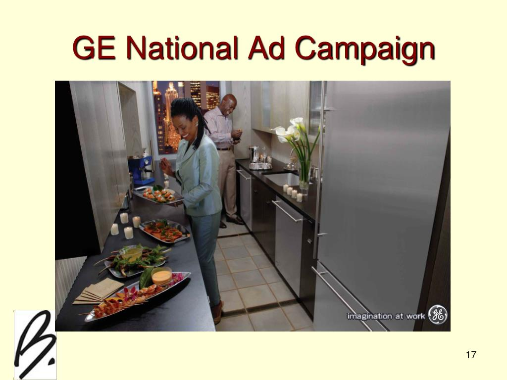 GE National Ad Campaign