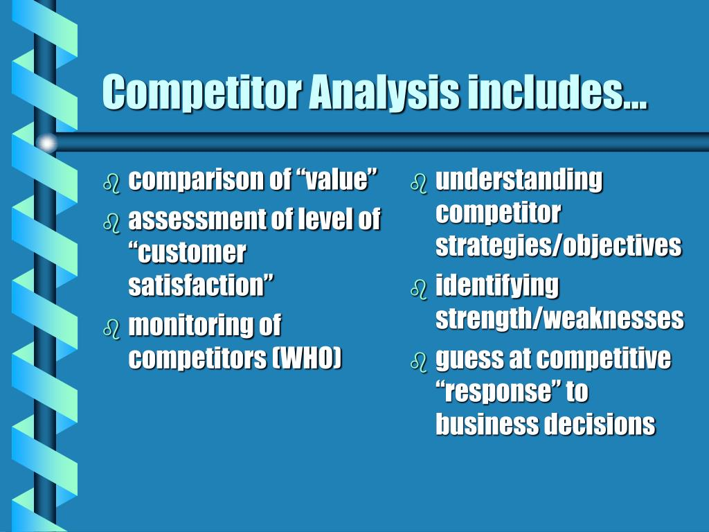 "comparison of ""value"""