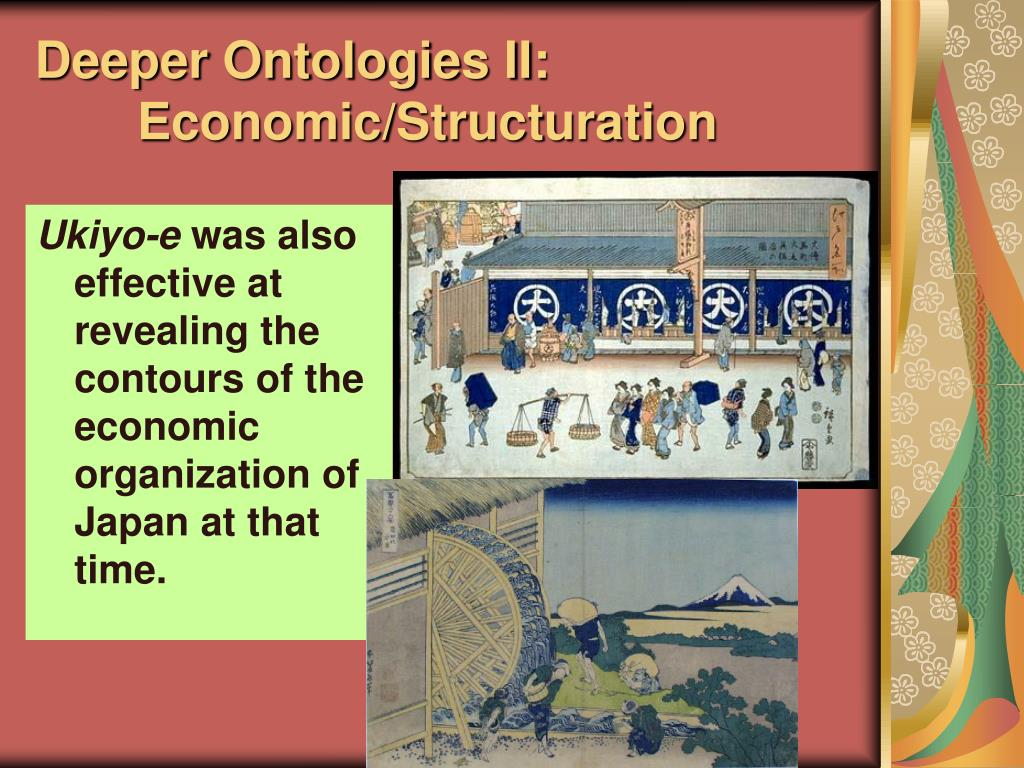 Deeper Ontologies II: