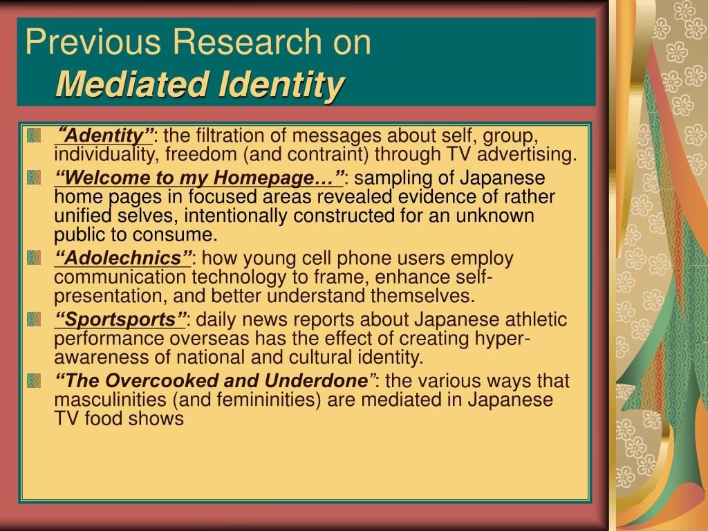 Previous Research on