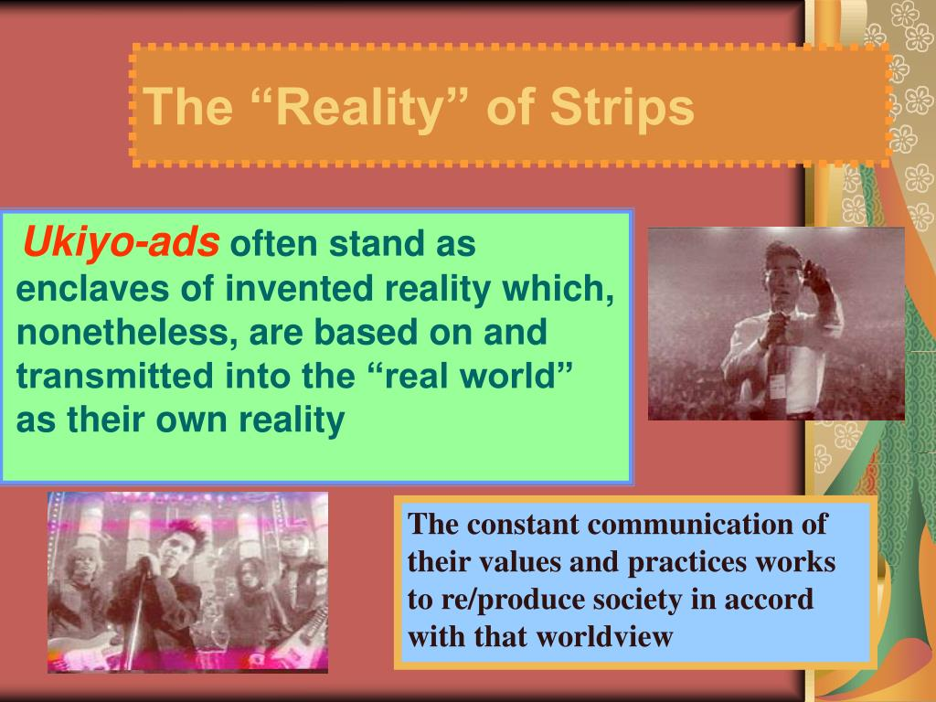 """The """"Reality"""" of Strips"""