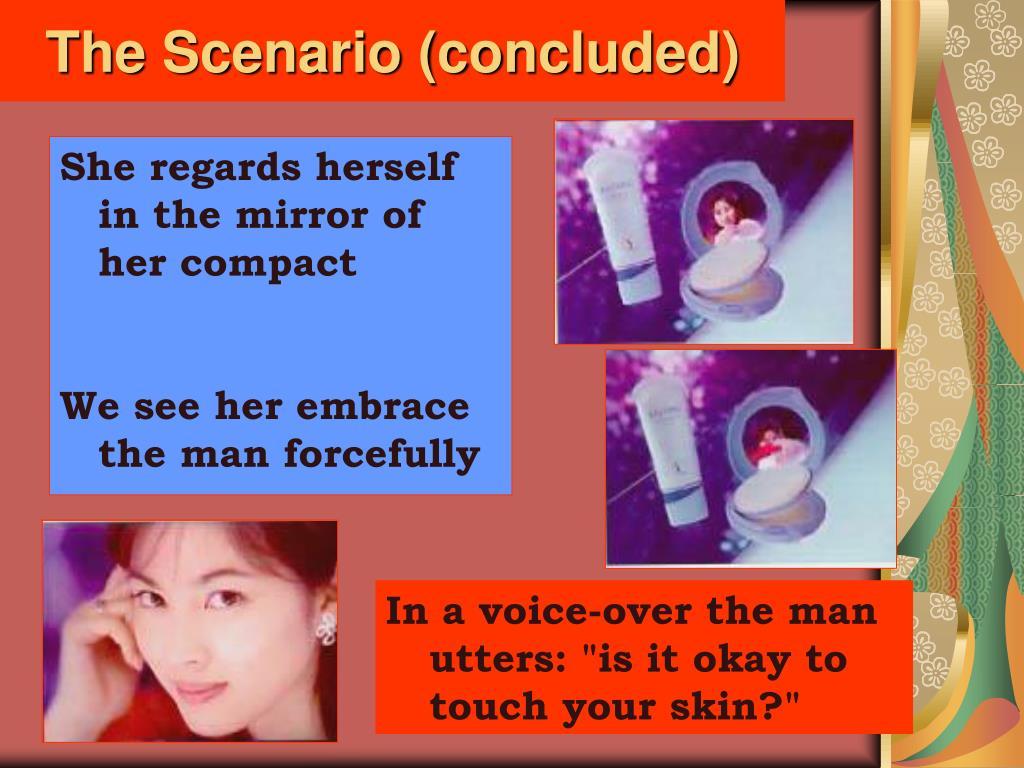 The Scenario (concluded)