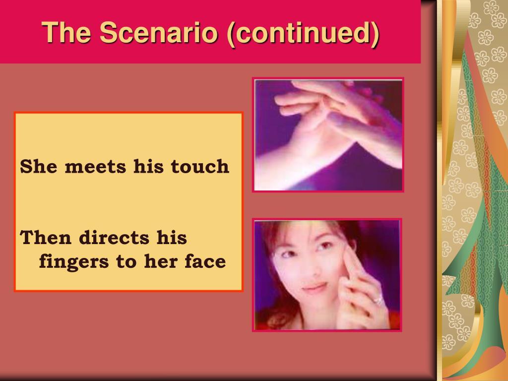 The Scenario (continued)