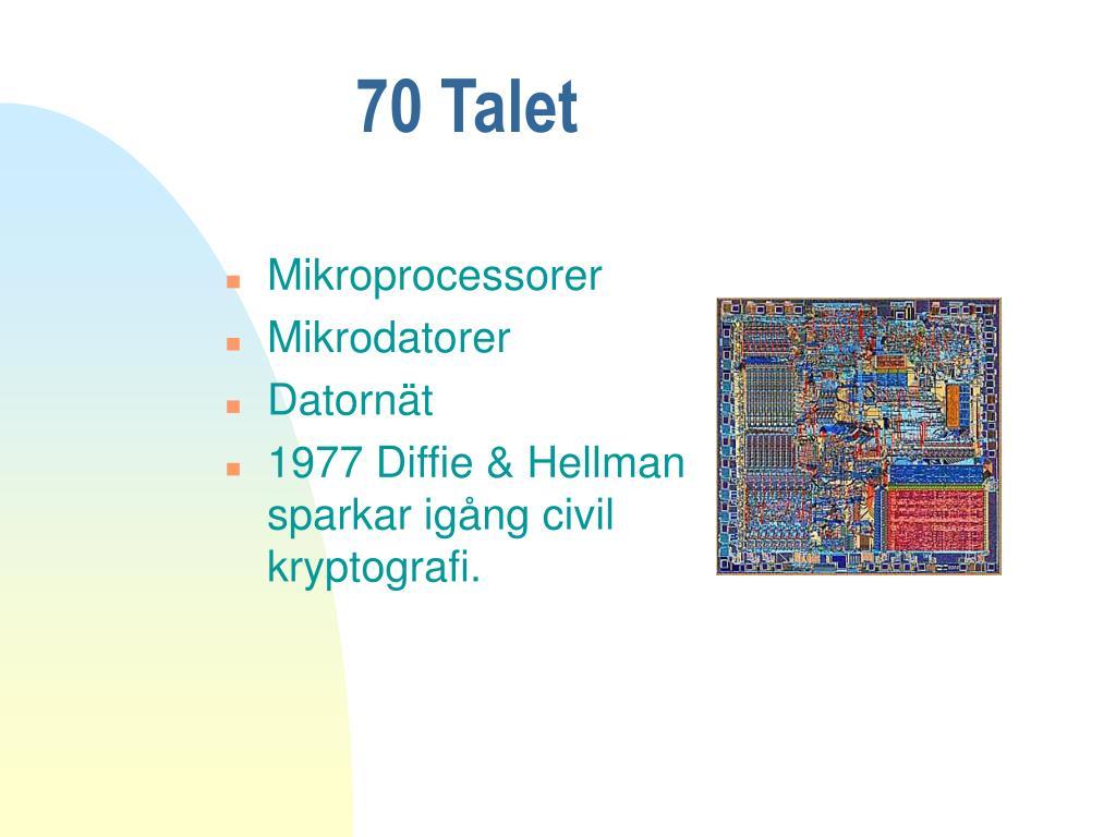 70 Talet