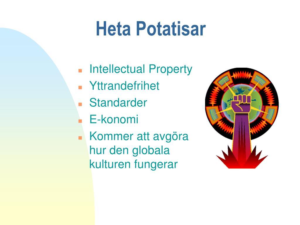Heta Potatisar