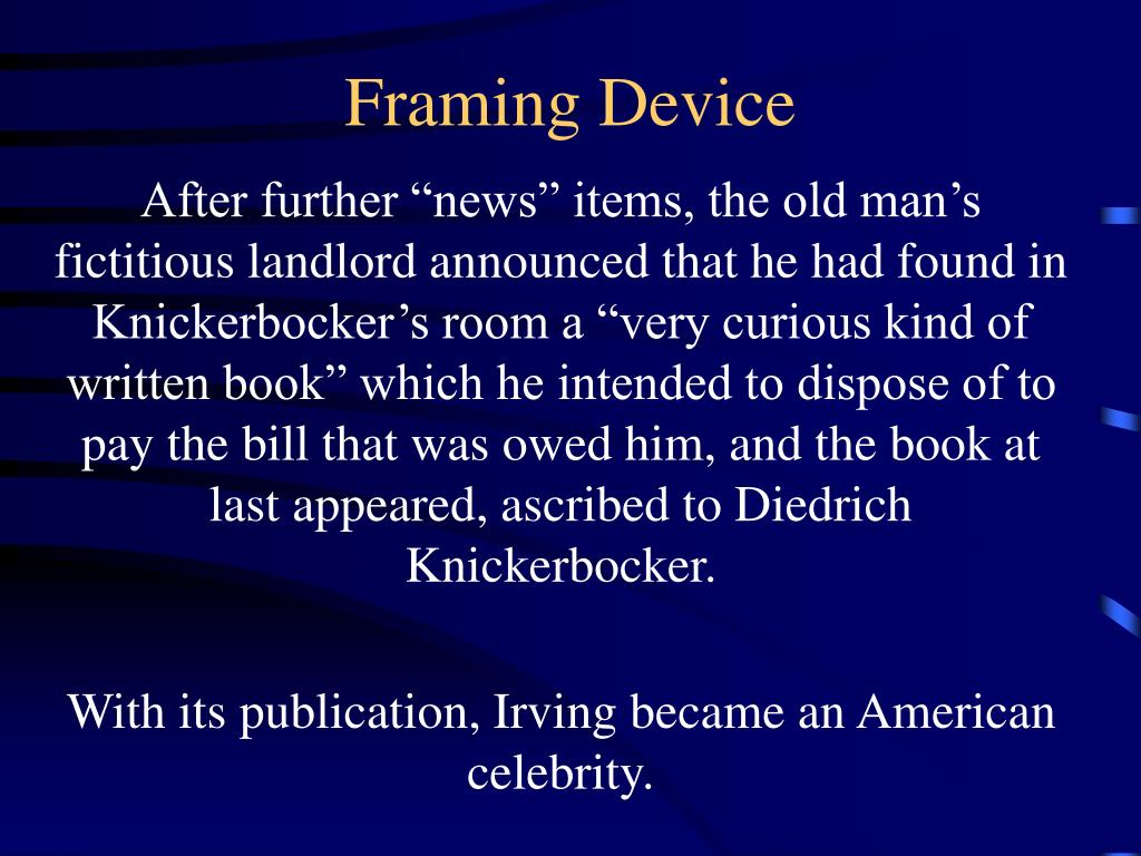 Framing Device