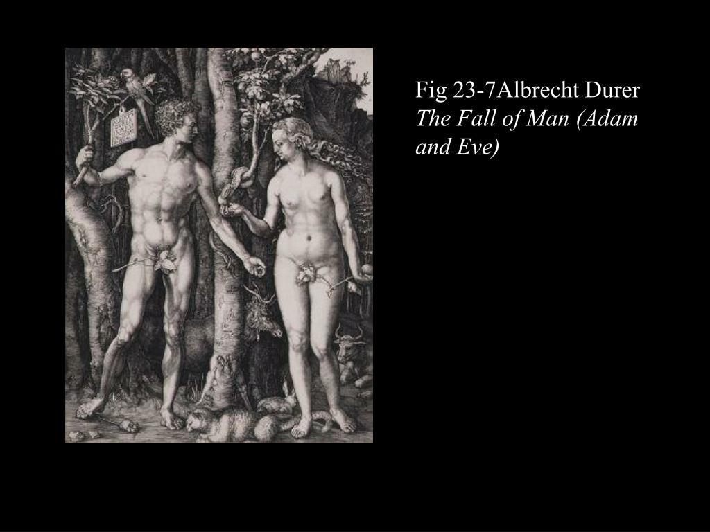 Fig 23-7Albrecht Durer