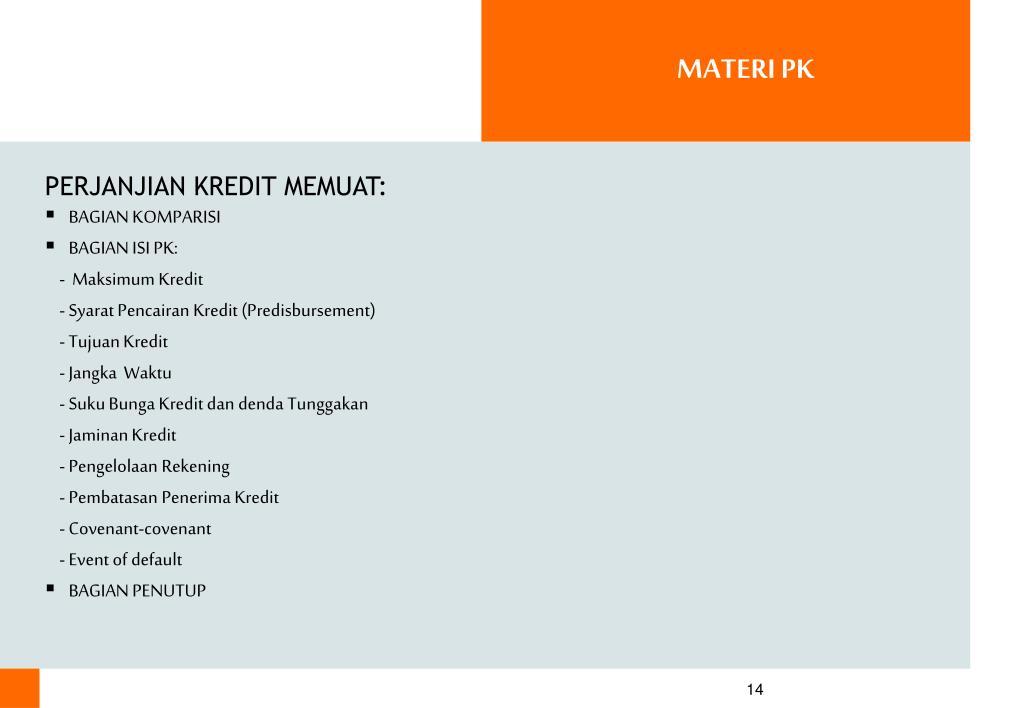 MATERI PK
